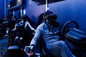 Mindout salle arcade VR (realité virtuelle) Paris