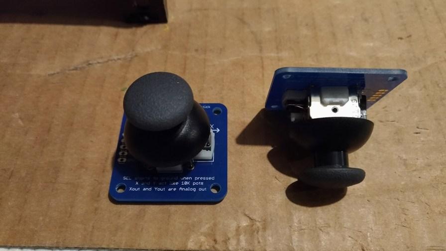 console portable RGB RF1 - matériel