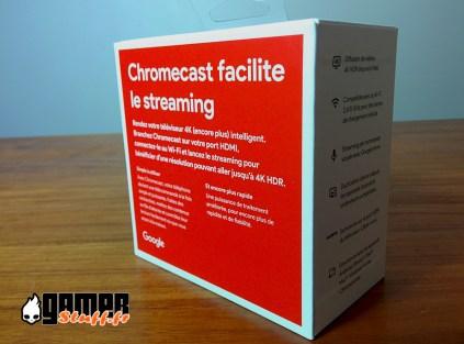 test Google Chromecast Ultra 4k