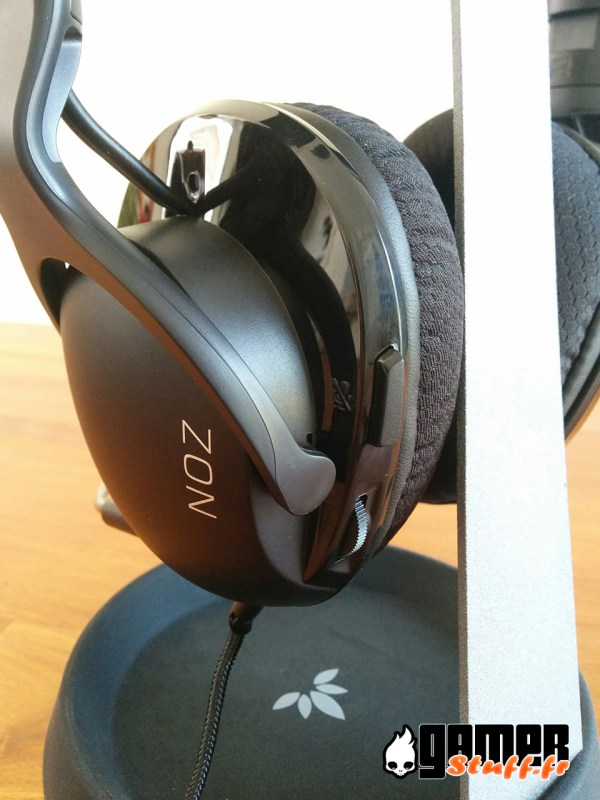 test casque gamer Roccat Noz