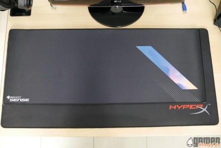 Le Roccat Sense en comparaison du HyperX Fury S