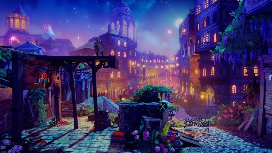 jeu plateforme - Trine 4 The Nightmare Prince - Xbox One / PS4 / Switch / PC