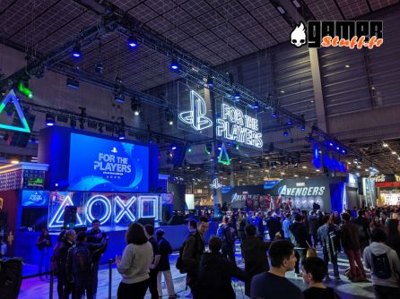 Salon Paris Games Week 2019 - #PGW2019 - Playstation