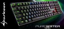 Test Sharkoon Purewriter RGB - clavier mécanique | PC
