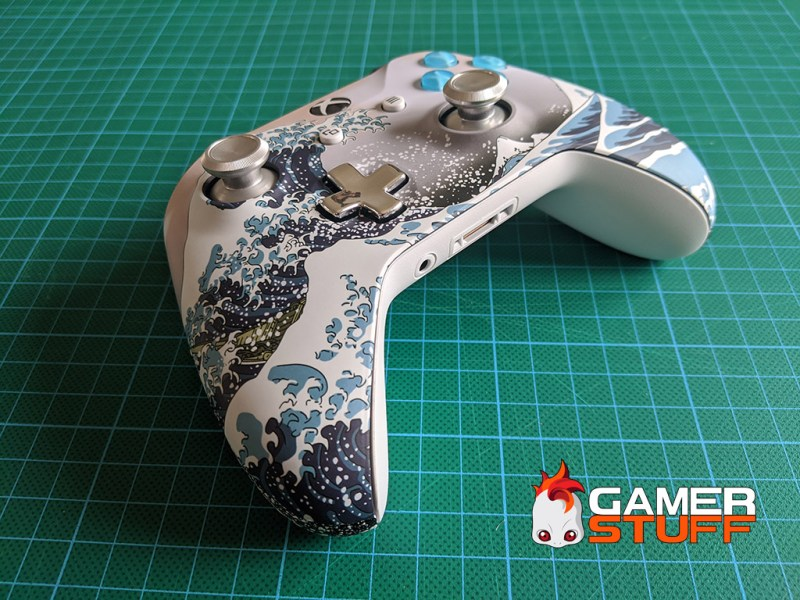 tuto personnalisation manette Xbox One S coque boutons