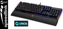 Test Speedlink ORIOS RGB Opto-Mechanical - Clavier | PC