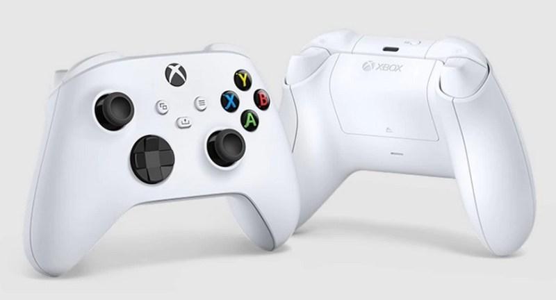 manette Xbox Series X blanc