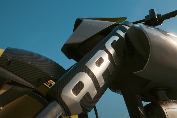 moto Arch Method 143 - Cyberpunk 2077
