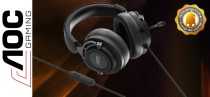 Casque AOC GH200 – Casque Stéréo | Xbox One / Xbox Series / PS4 / PS5 / Switch/ PC / Smartphone