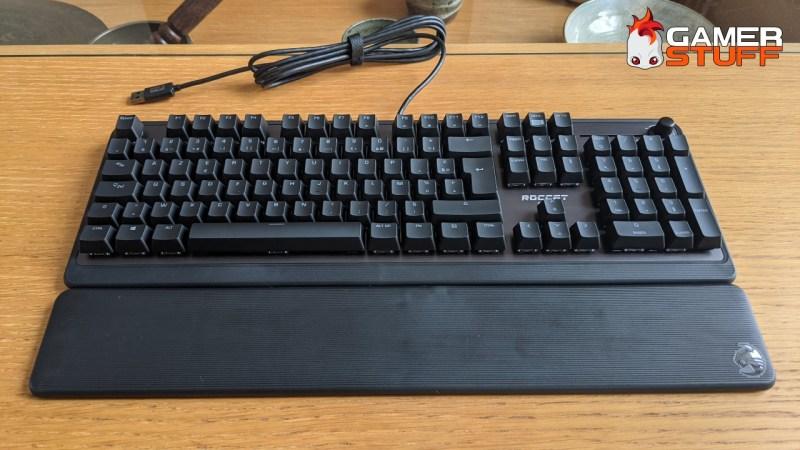 clavier mécanique gamer Roccat Pyro