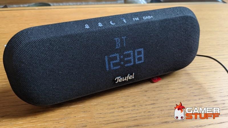 test radio réveil Teufel Radio One