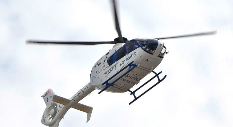L'Hélicoptère du Samu