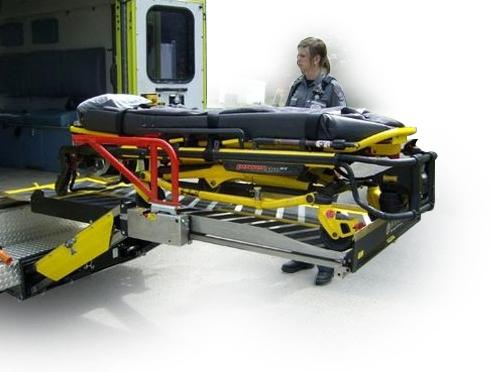 Ambulance bariatrique