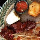 Anticuchos de Carne