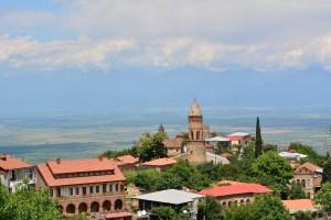 Georgia, Alazani
