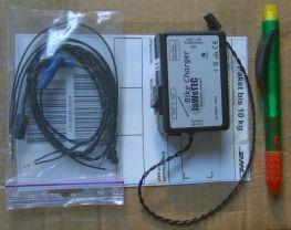 JaWeTec USB charger for dynamo hub