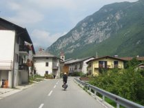 Some Slovenian village