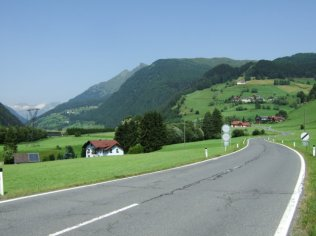 Day 6: From Spittal to Katschberg