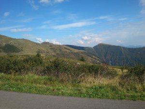 Panoramica del Vette