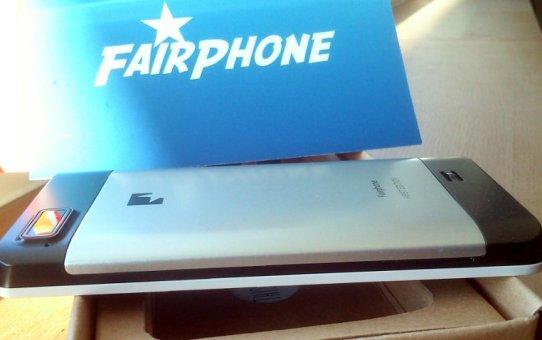 Das Fairphone Projekt