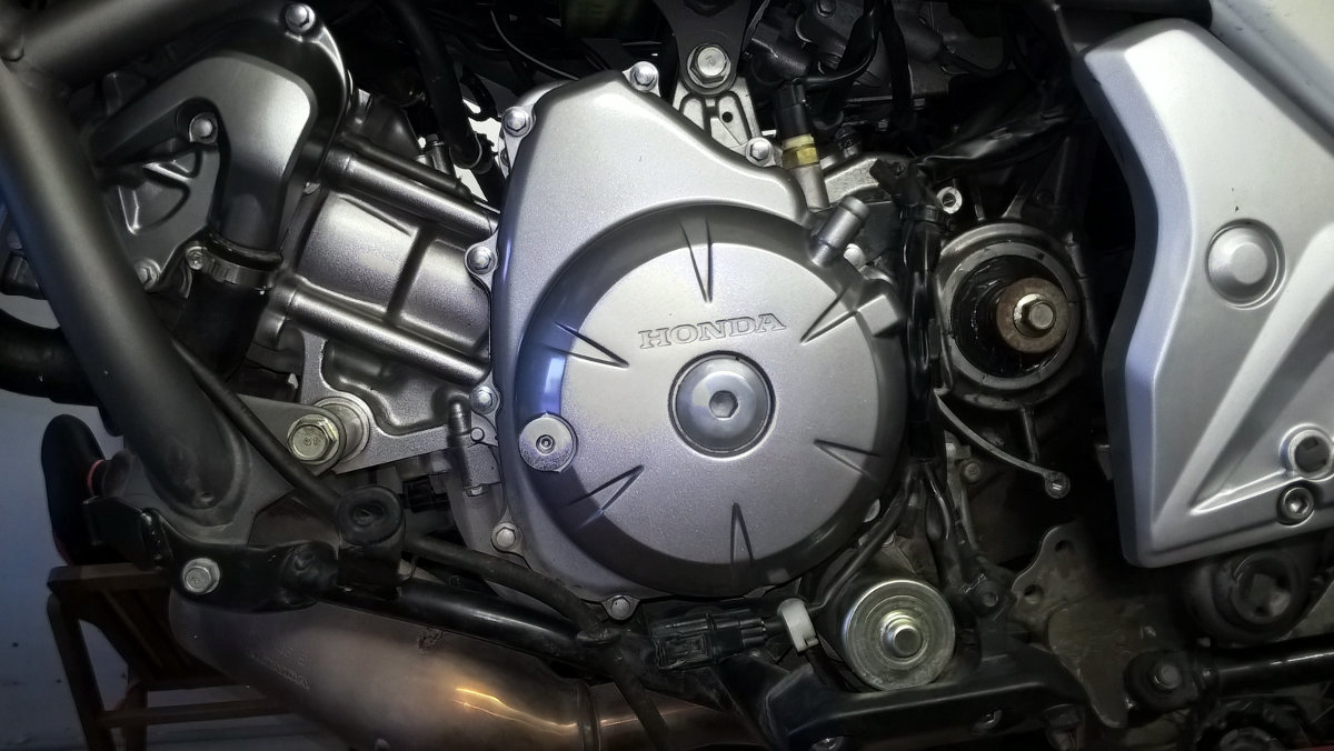 Honda NC700X Motor
