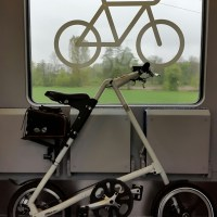 Strida@Train