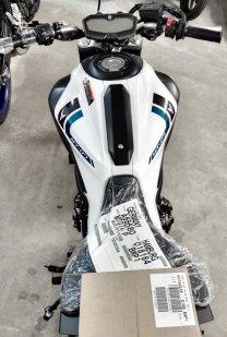 Yamaha MT-07 2017 weiß