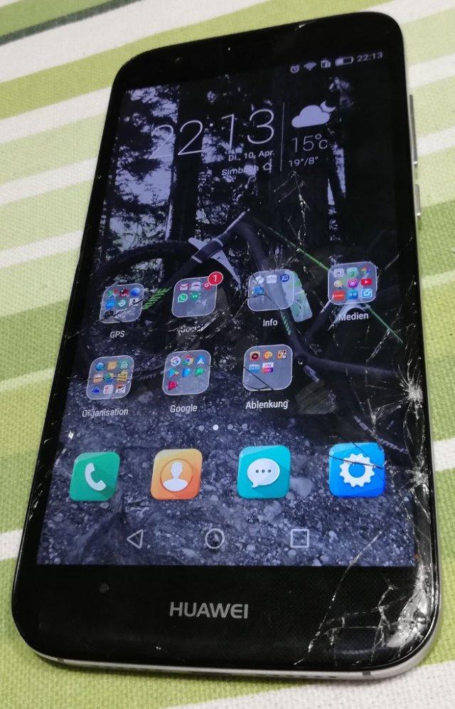 Huawei G8 Displaybruch