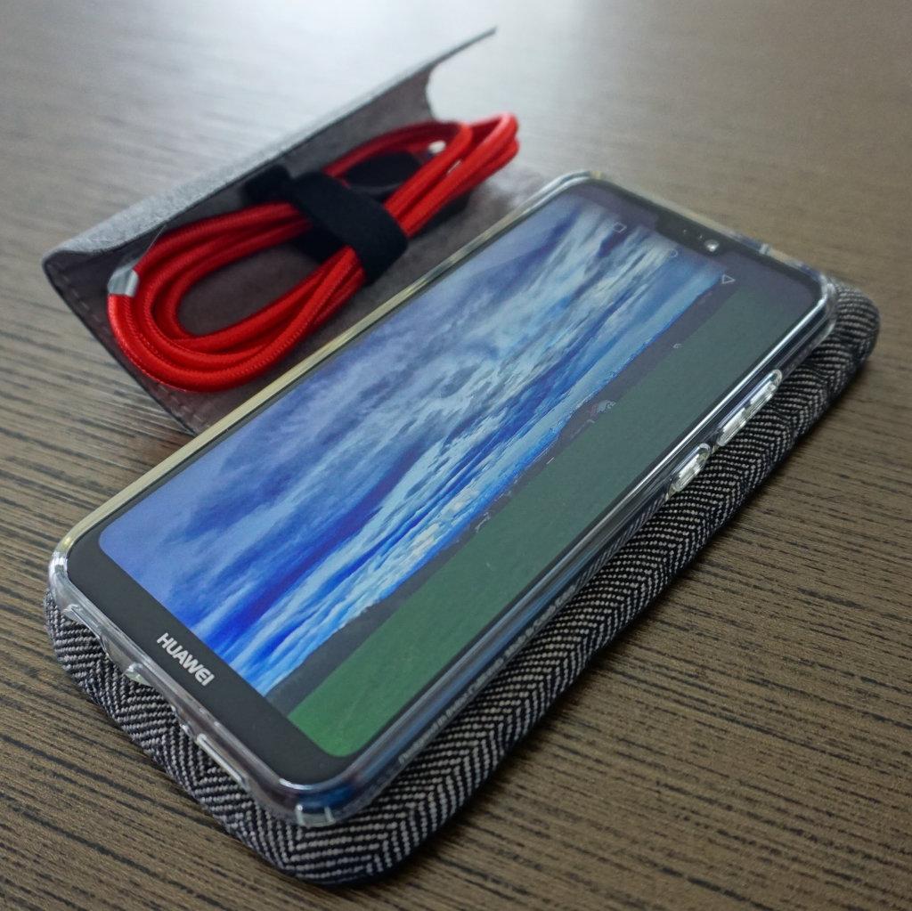 Unverhofft ein Huawei P20 Lite