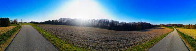 Nähe Gensleiten, Taubenbach