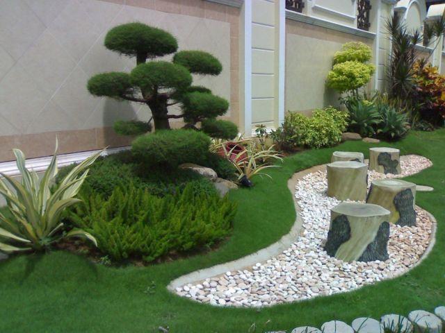 Jardines pequeños en viviendas