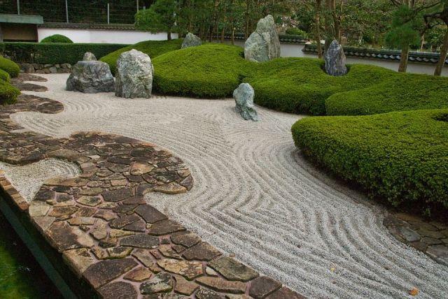 jardín zen
