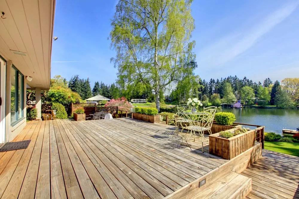 20 stunning backyard patio deck ideas