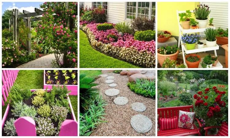 27 Super Cool Backyard Garden Ideas (PHOTOS) on Cool Backyard Patio Ideas id=45287