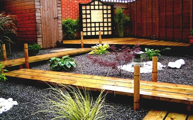 15 Stunning Japanese Garden Ideas - Garden Lovers Club on Backyard Japanese Garden Design Ideas id=63065