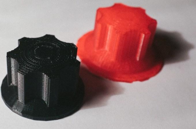 3D Printed Prototypes