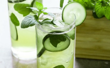 Cucumber Mint Gin Cooler