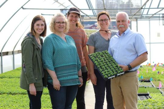 Gardenuity's Organic Farm Partner