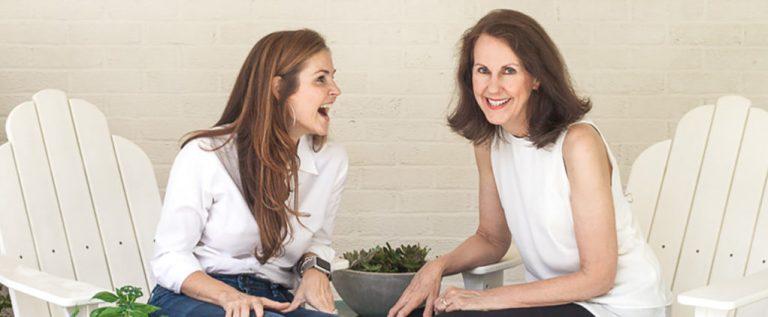 Julie Eggers & Donna Letier