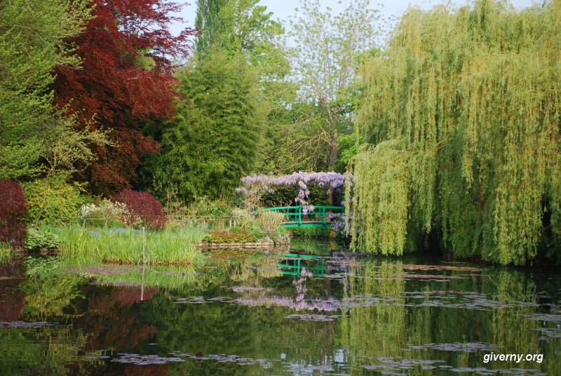 Monet's Garden_Bridge