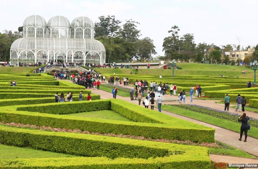 Jardim Botanico de Curitiba