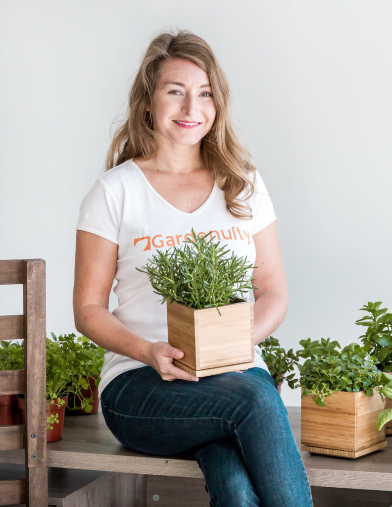 brie arthur with herb box