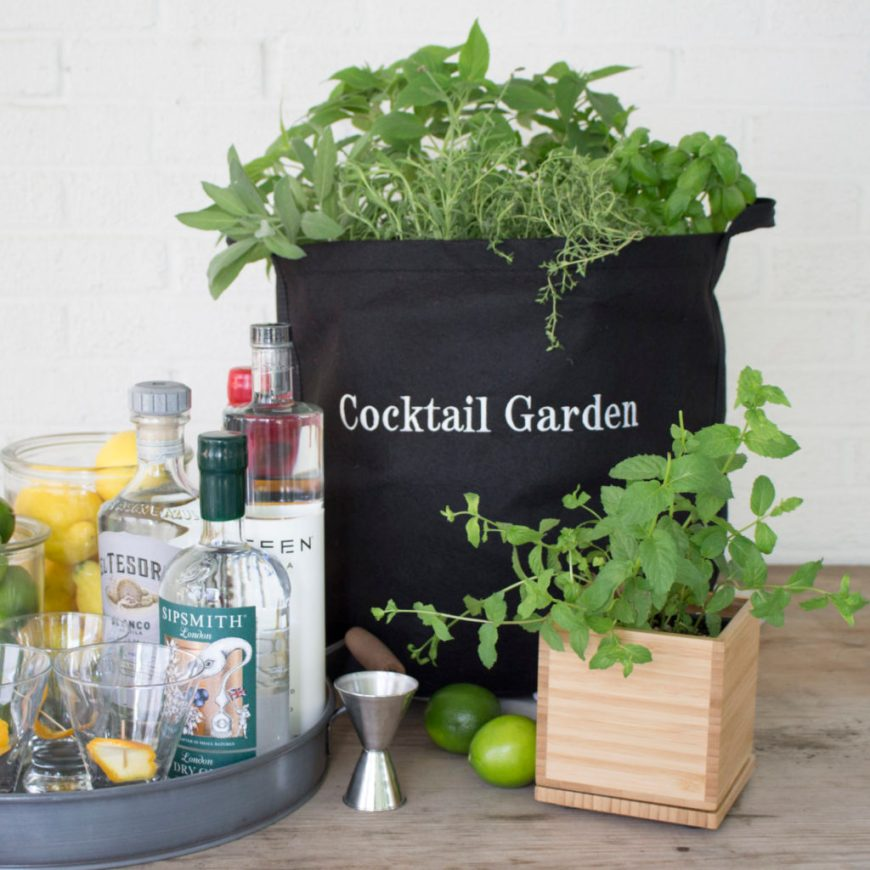 Gardenuity cocktail garden
