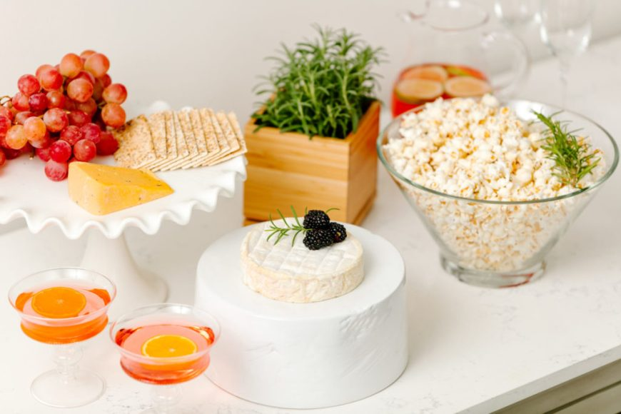 entertaining tips for cocktail party