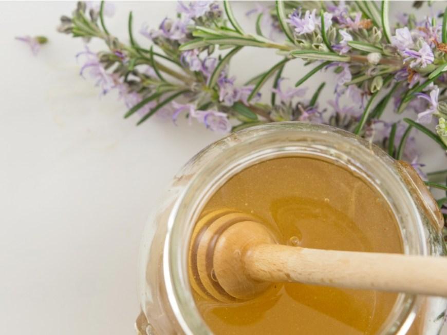 honey ways to use rosemary