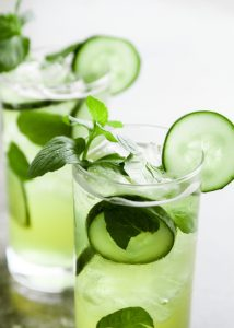 Cucumber Spring Cocktail
