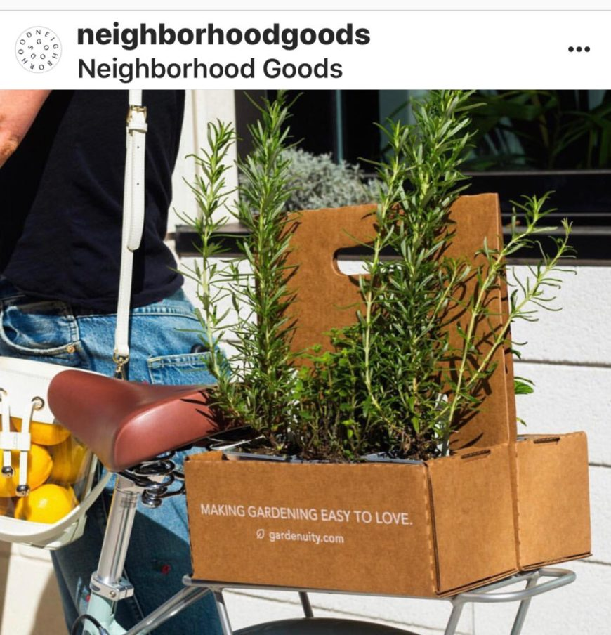Gardenuity & Neighborhood Goods