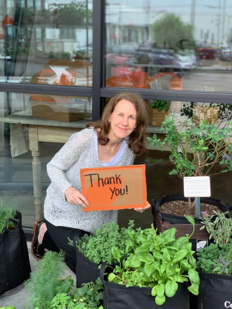 Julie Eggers Earth Day