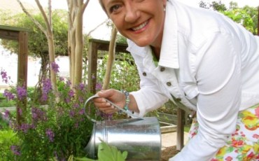 Lisa Whittlesey Watering Plants