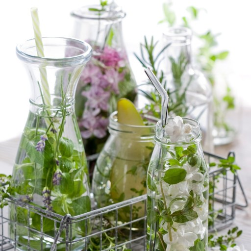 Herb Infused Water